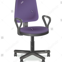 Office Chair Illustration Teal Dining Room Covers Vector 102367984 Shutterstock
