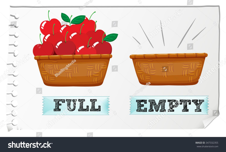 Empty Full Worksheet