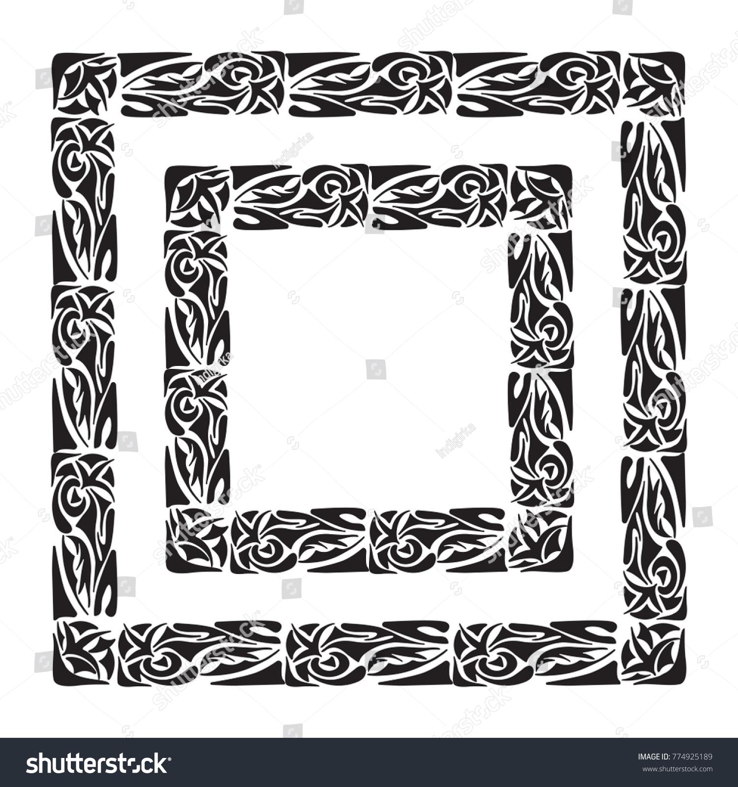 oval frame tattoo design. Fantastic Oval Tattoo Frame Ideas - Photo Design . T