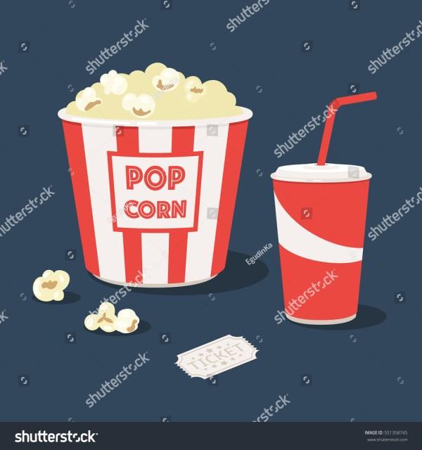 Popcorn Soda Movie Stock 291339626 Shutterstock - Year of