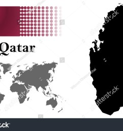 kdc mp245 wiring wiring diagram stock vector qatar info graphic with flag location in world map map and the capital doha [ 1500 x 1023 Pixel ]