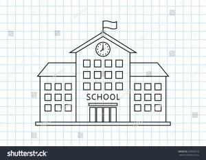 drawing paper squared shutterstock vector