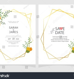set of card with flower rose leaves floral poster invite wedding ornament [ 1500 x 1159 Pixel ]