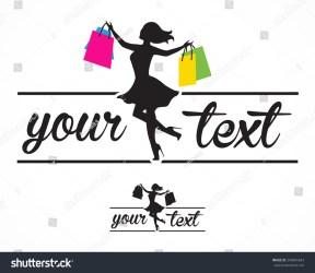 Shopping Girl Logo