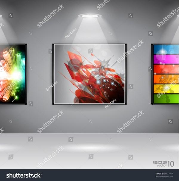 Art Gallery Showroom