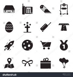 solid black vector icon set case vector phone cutter wiring easter [ 1500 x 1600 Pixel ]