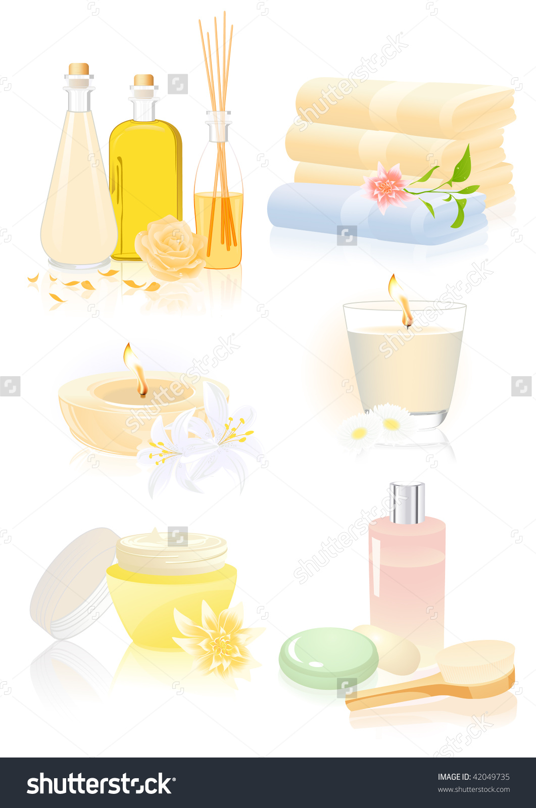 pedicure chair accessories oxo tot high replacement cushion spa vector illustration 42049735 shutterstock