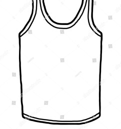 sport vest cartoon vector and illustration black and white hand drawn sketch [ 1260 x 1600 Pixel ]
