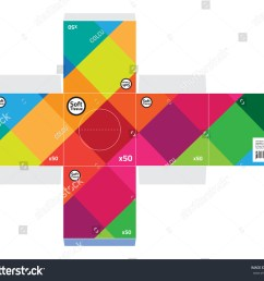 square tissue box vector standard size  [ 1500 x 1293 Pixel ]