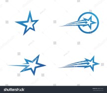 Star Logo Template Vector Icon Illustration Stock