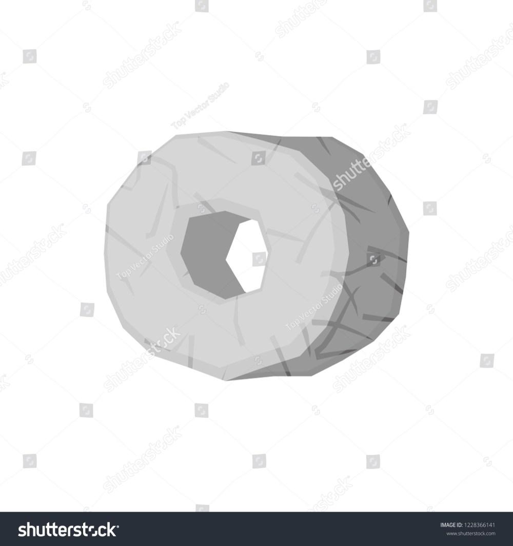 medium resolution of stone wheel isolated prehistoric truck stone age technology