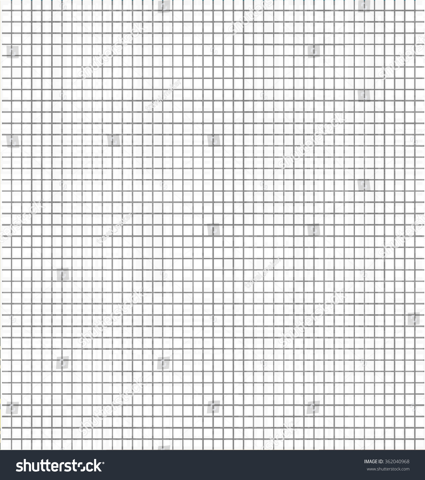 Technical Grid Background Square Graphing Scale Stock