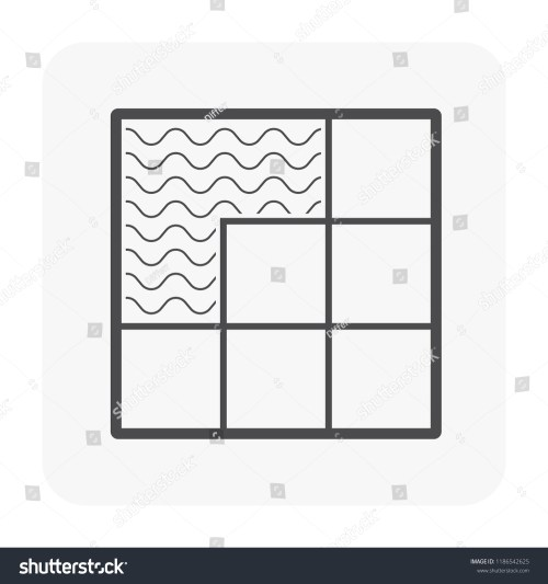 small resolution of tile floor installation and material icon
