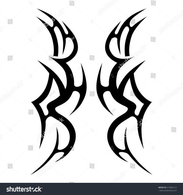 20 Easy Tribal Tattoo Stencils Pictures And Ideas On Meta Networks