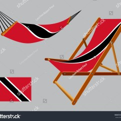 High Chair That Folds Flat Ergonomic In Australia Trinidad And Tobago Hammock Deck Set Against Gray Background, Abstract Vector Art ...