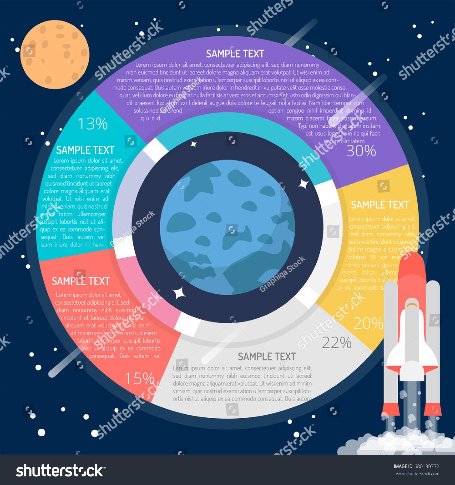 hight resolution of uranus diagram infographic