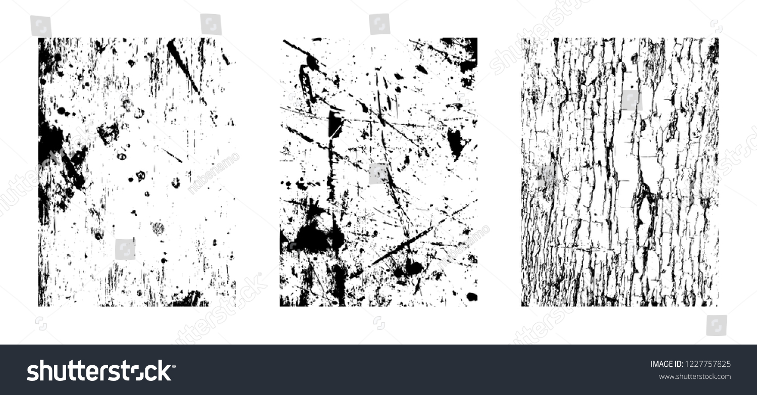 hight resolution of urban textures abstract grunge backdrops clipart collection isolated on white background vector collection of