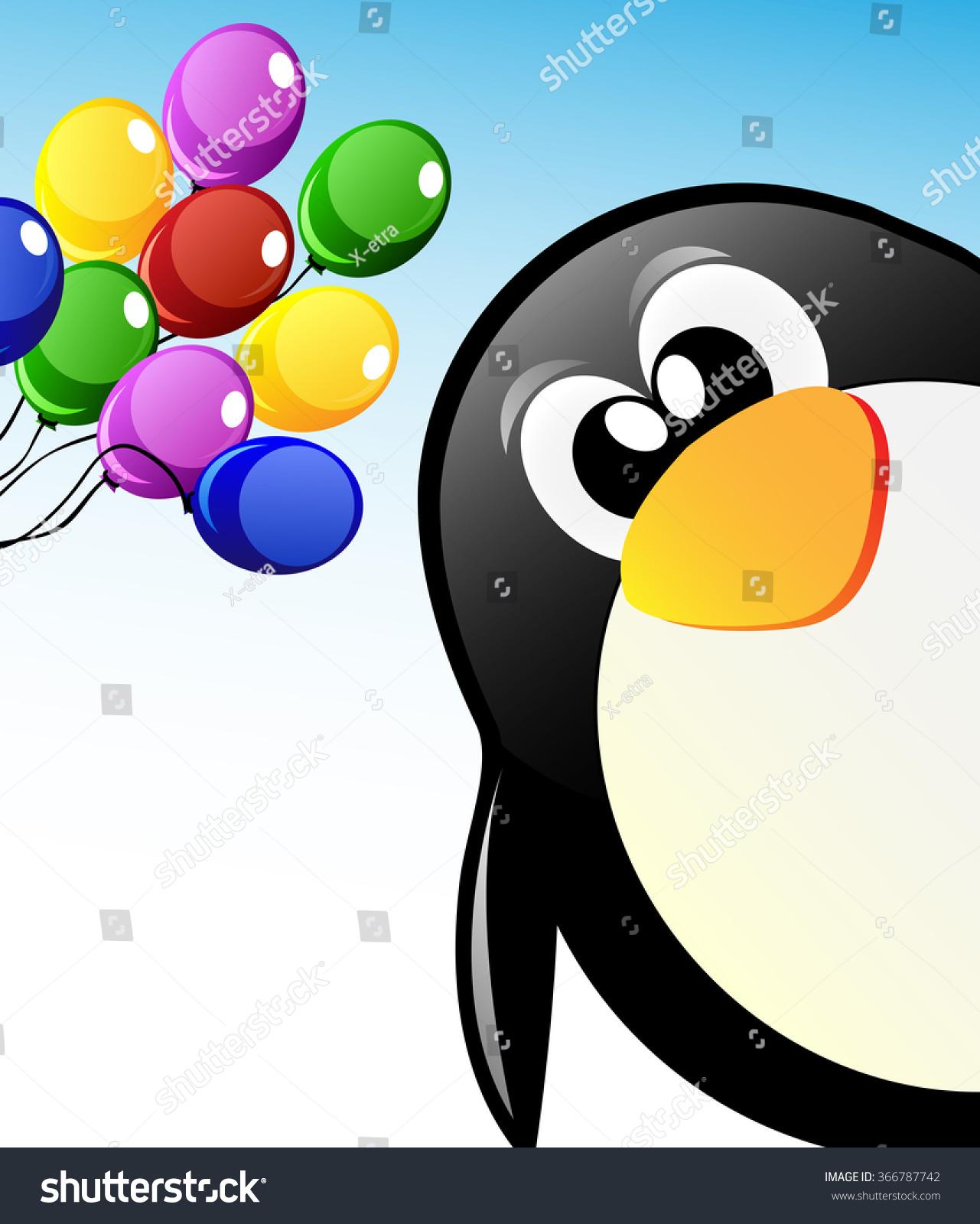 Happy Birthday Penguins Feet