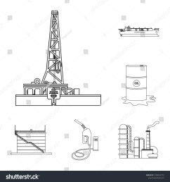 royalty free rh shutterstock com vector design oil gas icon set stock vector royalty free rh shutterstock com icon oil barge schematic vector design  [ 1500 x 1600 Pixel ]