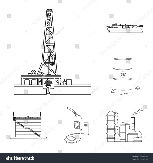 small resolution of  royalty free rh shutterstock com vector design oil gas icon set stock vector royalty free rh shutterstock com icon oil barge schematic vector design