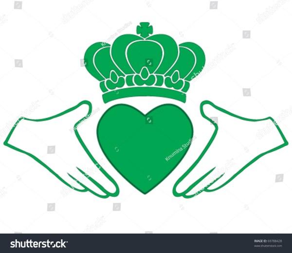 Love Loyalty Friendship Irish Symbol And