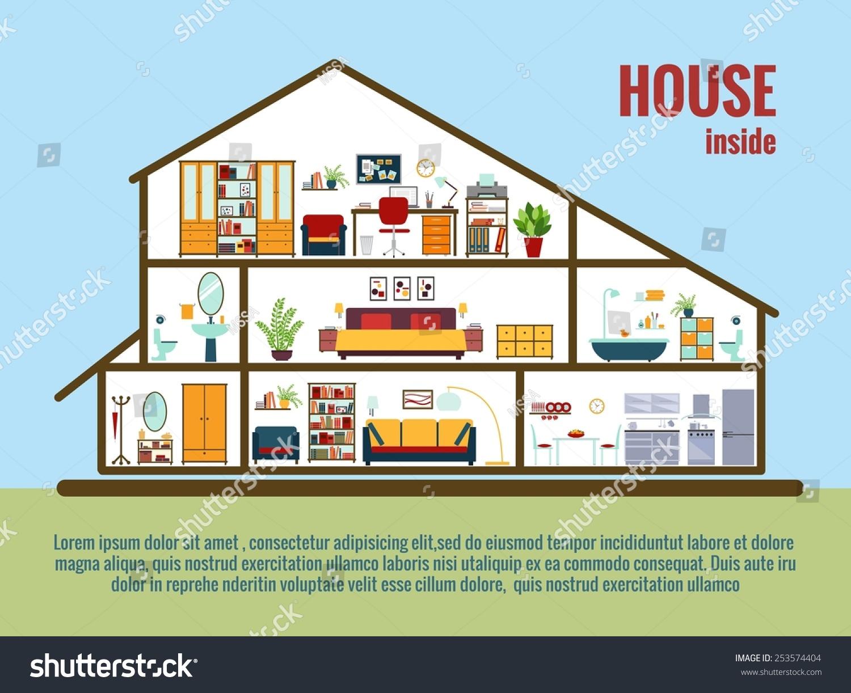 Floor Floor Plan Kitchen Symbol