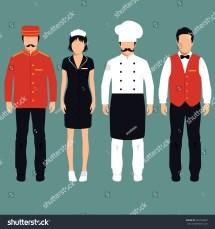 Hotel Uniform Pictures Cartoon