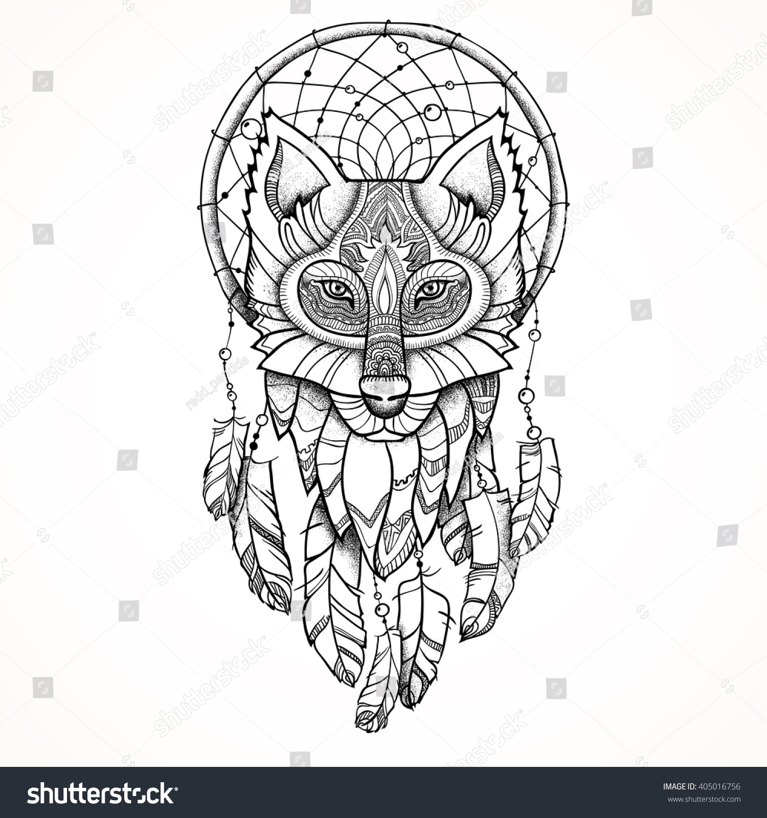 How To Draw A Totem Pole Wolf