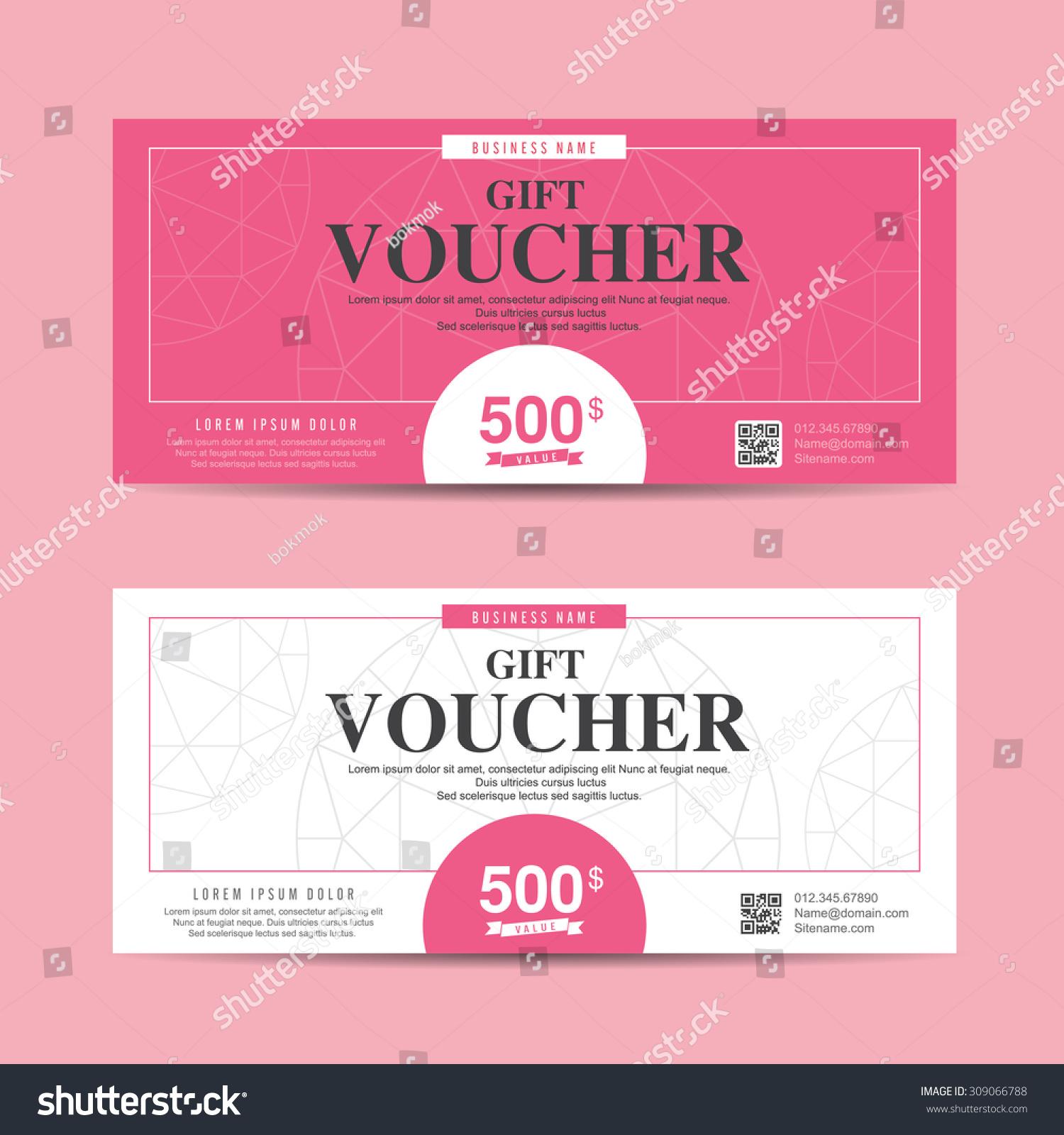 gift coupons template – Gift Coupons Template