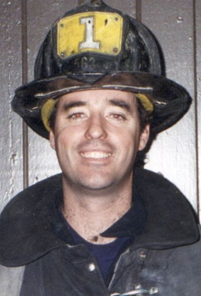 Peter J. Carroll, 42, a firefighter who responded ...
