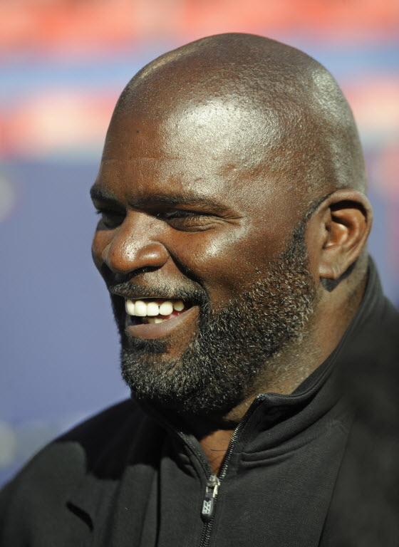 Lawrence Taylor New York Giants Hall of Famer arrested