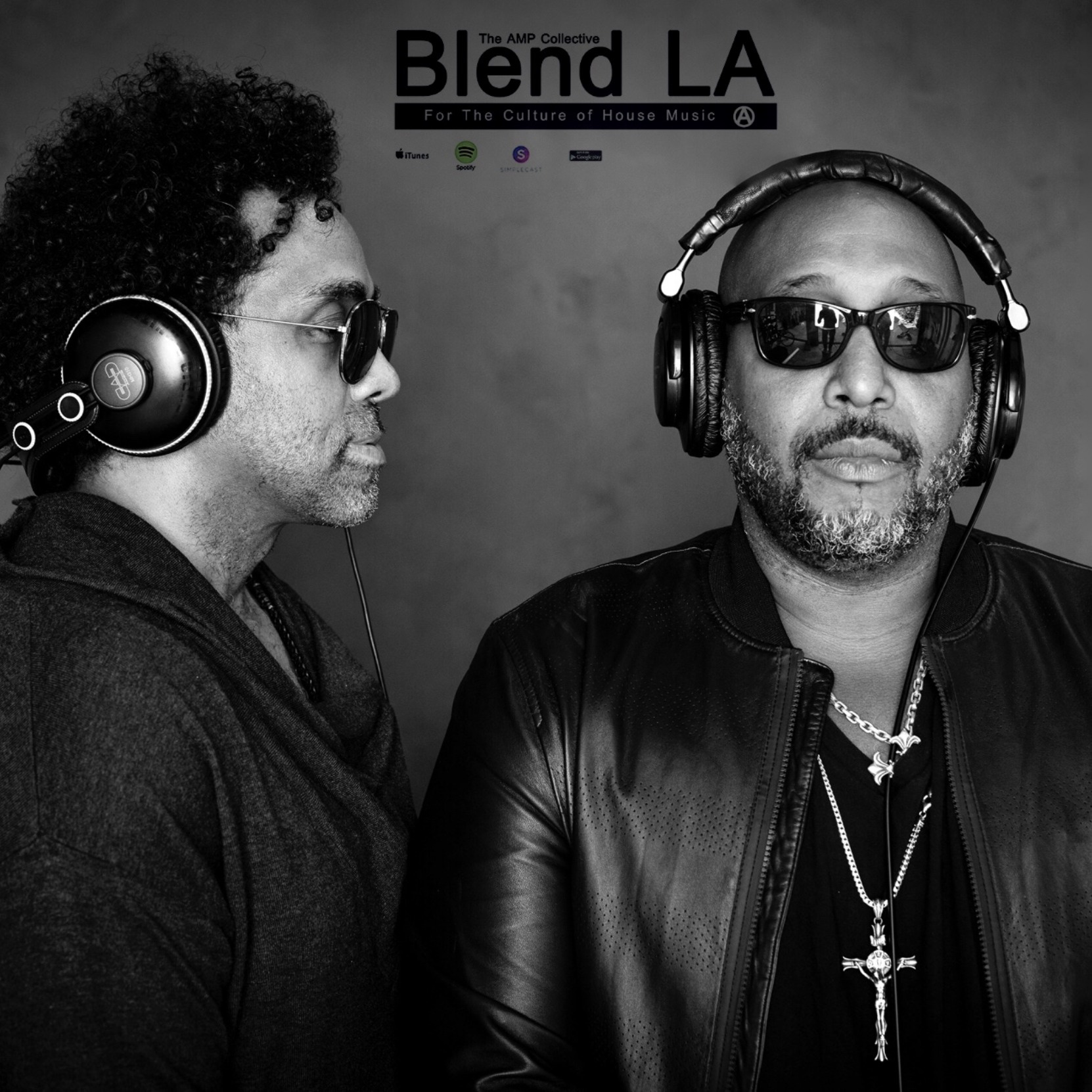 House Music Culture  |  BLEND LA Podcast | International House Music