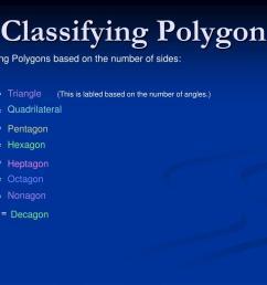 PPT - Polygon Worksheet PowerPoint Presentation [ 768 x 1024 Pixel ]