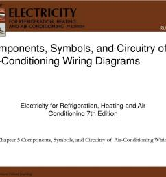 components symbols and circuitry of air conditioning wiring diagrams electricity for refrigeration heating  [ 1024 x 768 Pixel ]