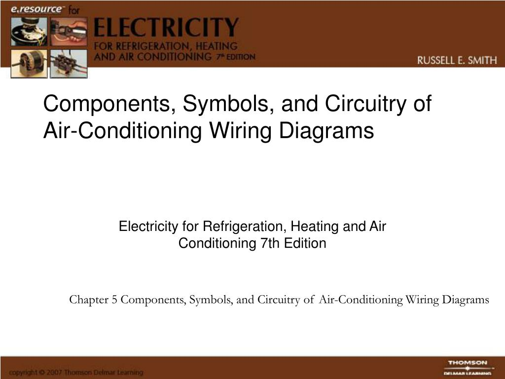 hight resolution of components symbols and circuitry of air conditioning wiring diagrams electricity for refrigeration heating