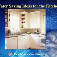 Ways To Conserve Water In The Kitchen Aunt Jemima Curtains Ppt Indoor Conservation Powerpoint Presentation
