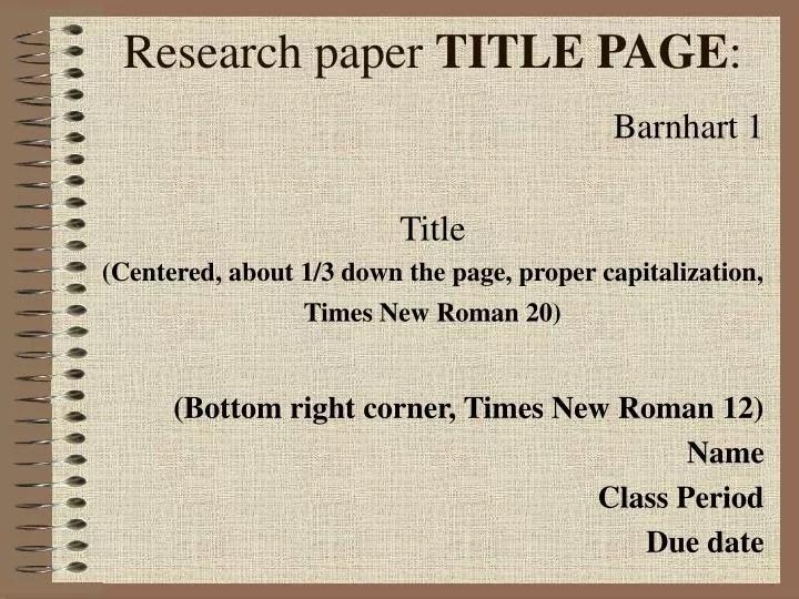 Powerpoint Presentation Research Paper Niek Van Der Sprong Niek