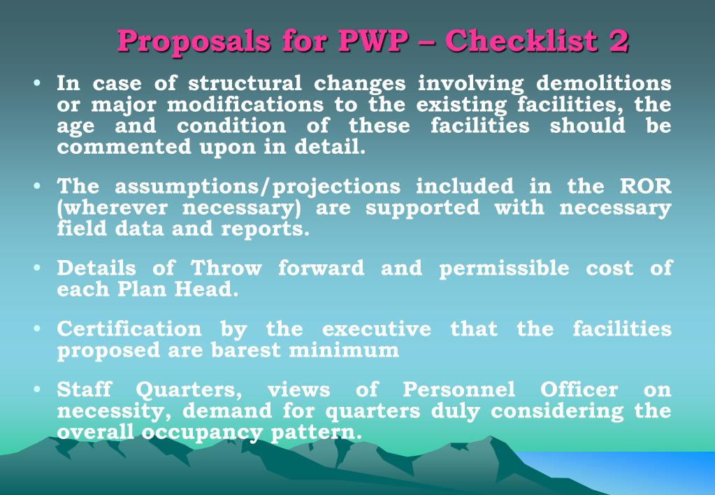 PPT - Works Programme Brief Overview 2.3.09 PowerPoint Presentation. free download - ID:1254207