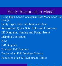 entity relationship model n  [ 1024 x 768 Pixel ]