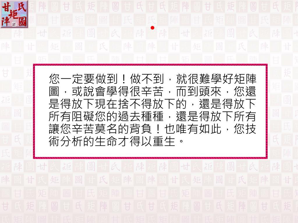 PPT - 甘氏矩陣圖 / 價格推算 PowerPoint Presentation - ID:1320633