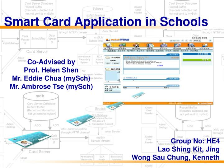 PPT - Co-Advised by Prof. Helen Shen Mr. Eddie Chua (mySch) Mr. Ambrose Tse (mySch) PowerPoint Presentation - ID:1334805