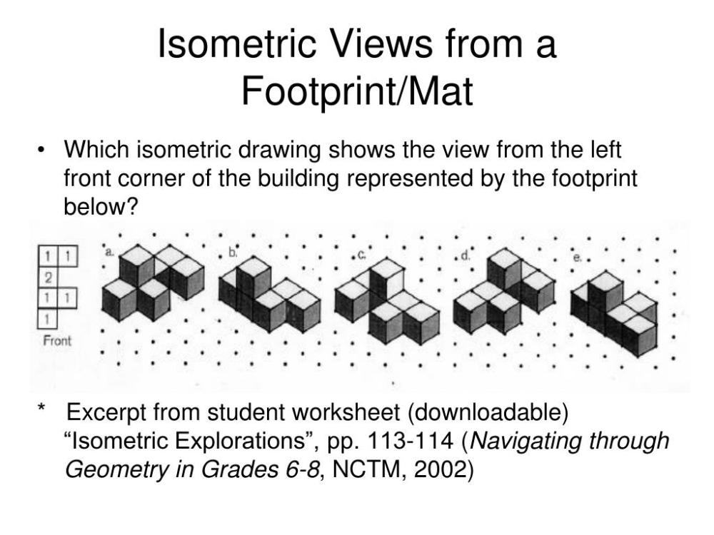 medium resolution of PPT - Implementing the 6 th Grade Mathematics GPS via Centimeter Cubes  PowerPoint Presentation - ID:1408348