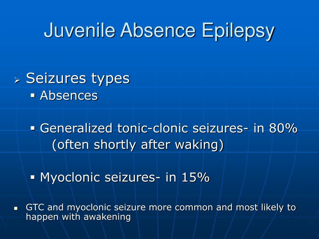 PPT - Epilepsy Syndromes PowerPoint Presentation - ID:1419181