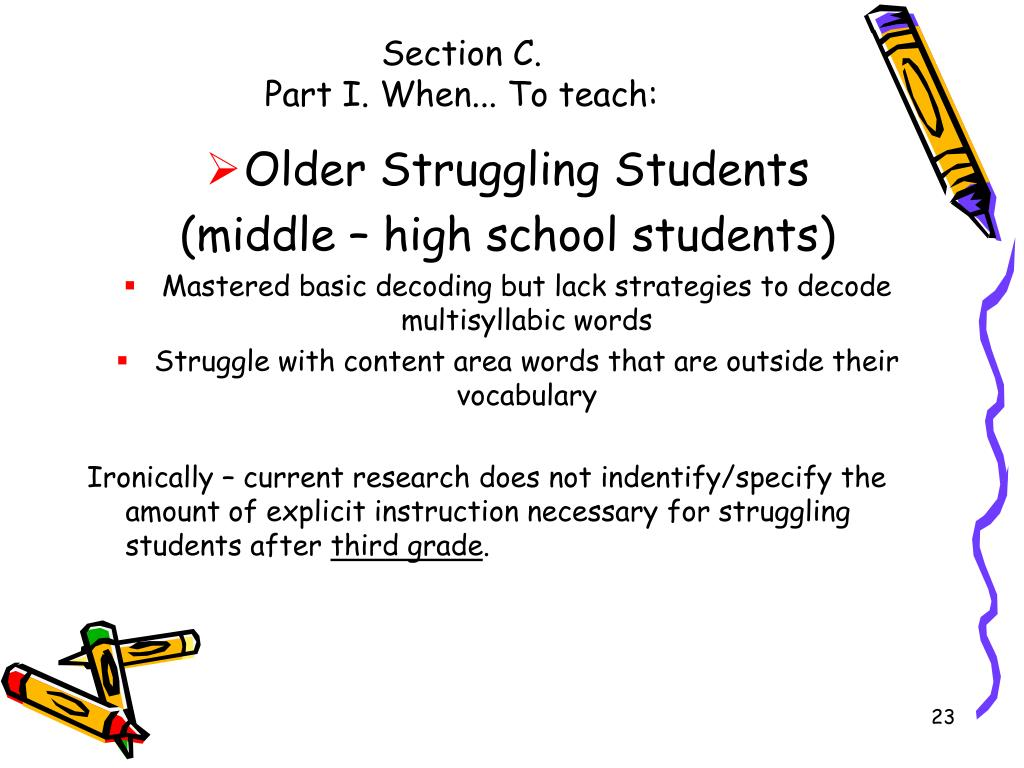 hight resolution of PPT - MULTISYLLABIC WORD READING PowerPoint Presentation