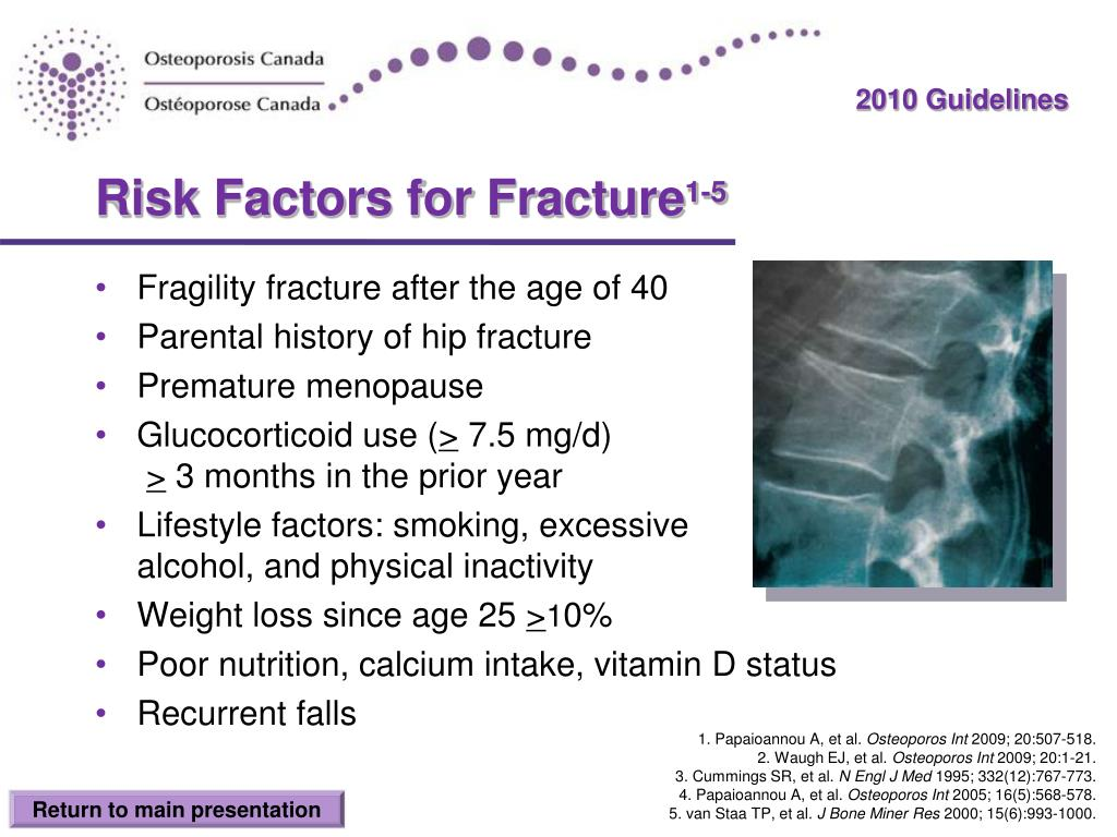 PPT - 2010 Clinical Practice Guidelines for the Diagnosis ...