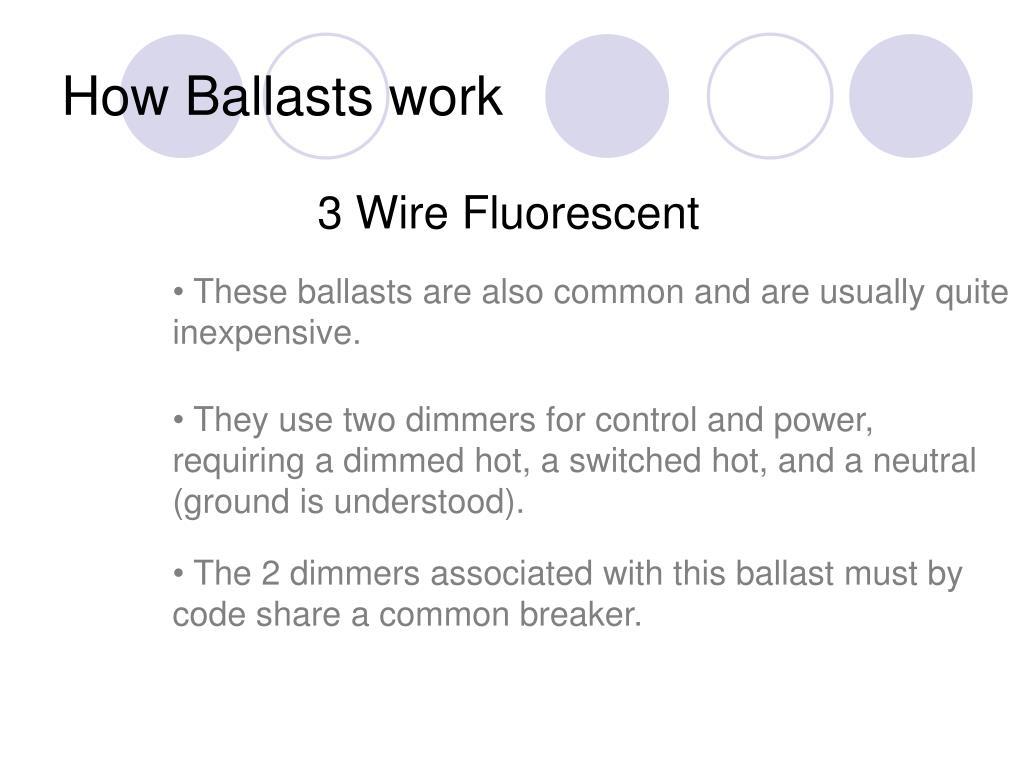 advance mark x dimming ballast wiring diagram yaskawa j1000 ppt methods powerpoint presentation id 180151
