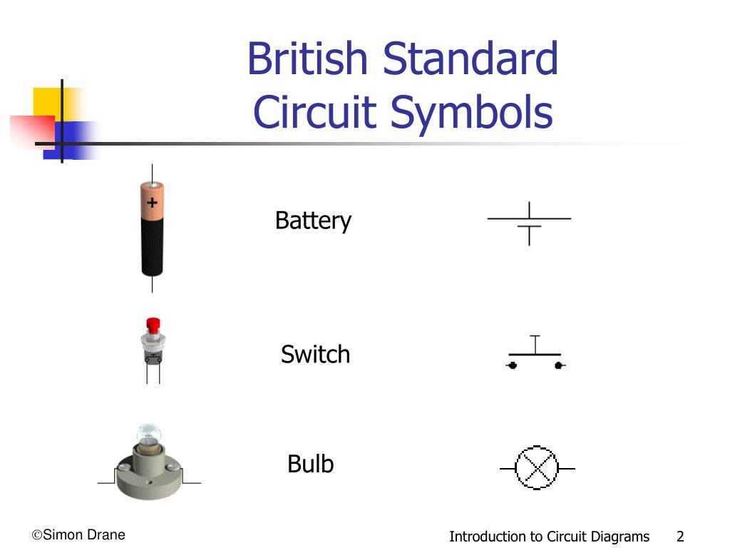 hight resolution of circuit diagram using standard circuit symbol