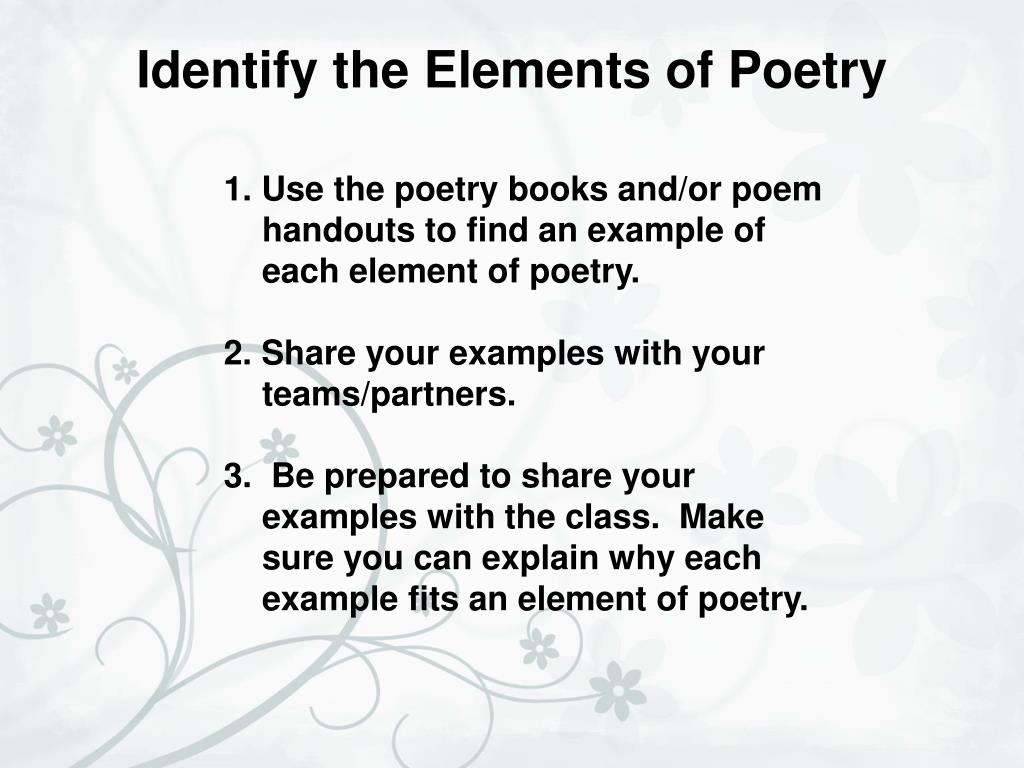 hight resolution of Worksheet Elements Of Poetry   Printable Worksheets and Activities for  Teachers