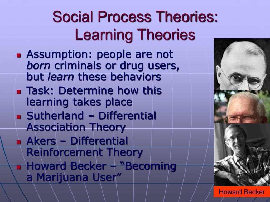 bandura social learning theory diagram australian phone socket wiring rj11 ppt theories of drug use powerpoint presentation id 222172