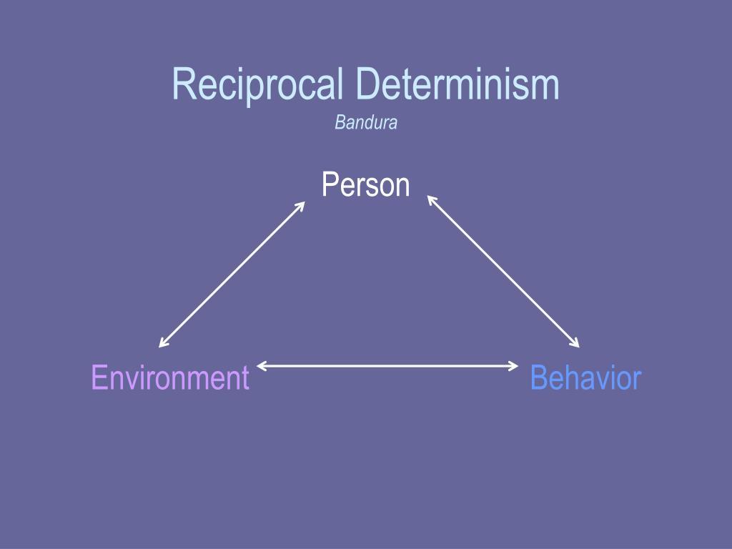 bandura social learning theory diagram 2000 ford focus fuse box reciprocal determinism def